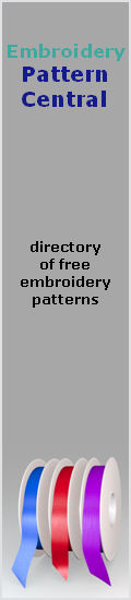 Embroidery Pattern Central